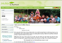 Midlife Chance - Social Network for