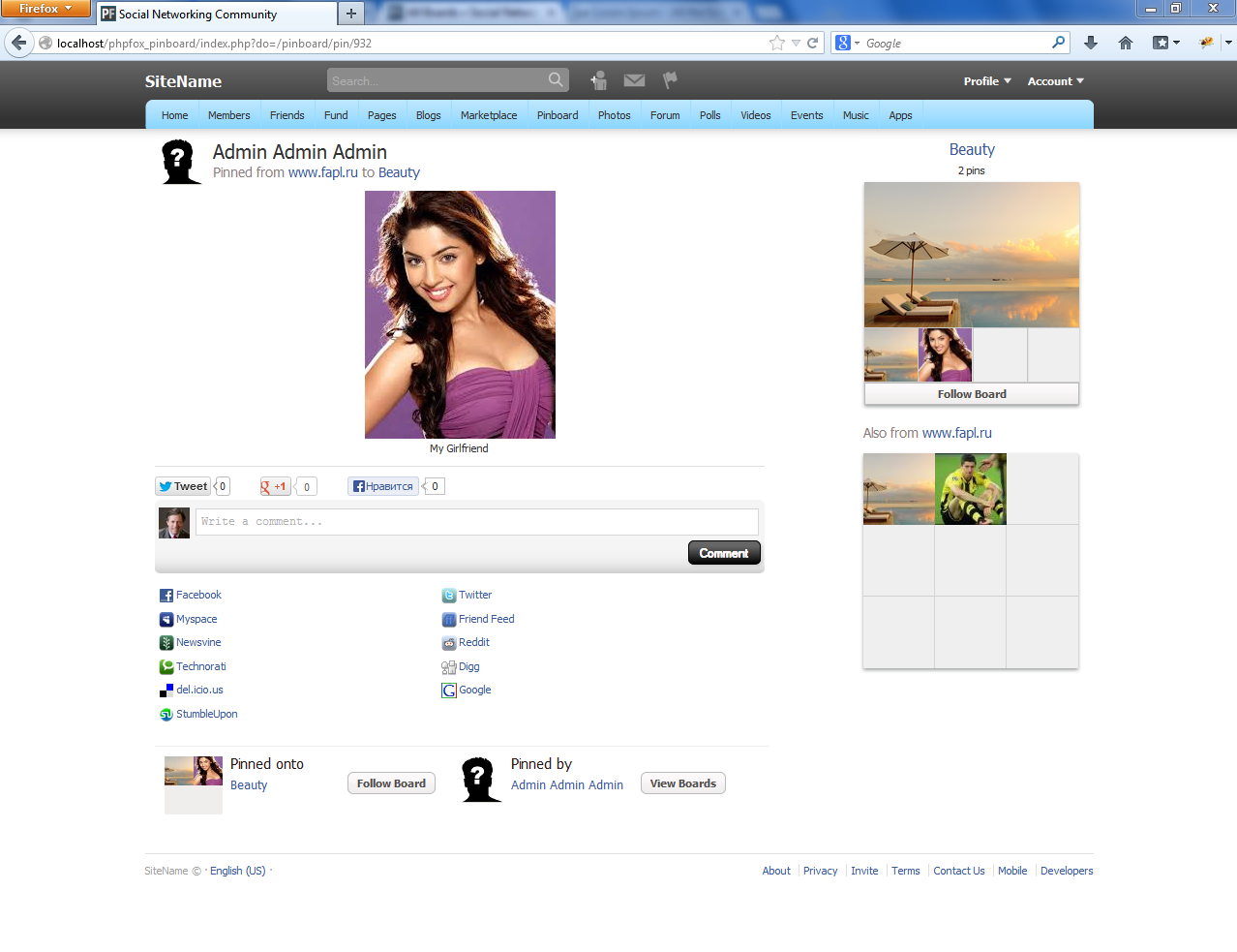 phpfox dating site Plenty of fish online is a social network designed for meeting new people, make your own profile discover, share, and connect with videos, photos, search, audios, messages, chat, and more.